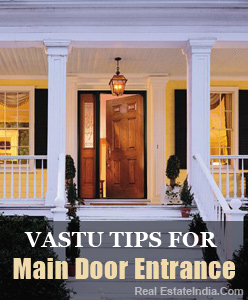 Design As Per Vastu The Main Door Or Entrance Of A Home Or Office