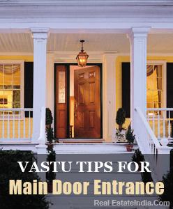 Vastu tips for main door entrance for Home main door vastu