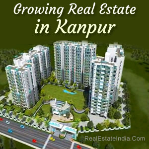 Growing Real Estate in Kanpur