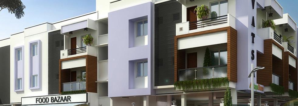 Vatsa, Chennai - Residential Apartments