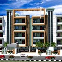 Dhairya Residency Apartment