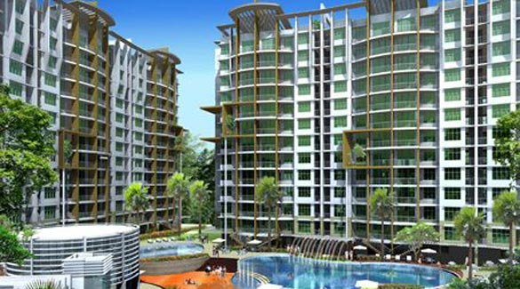 Rosedale, Chennai - Residential Apartments
