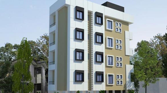 Metro City Park, Kolkata - Residential Apartments