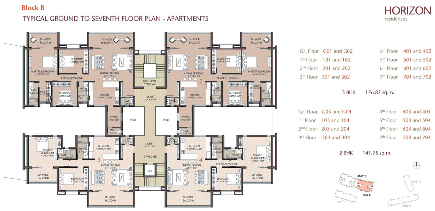 Apartment Block Floor Plans House Plans