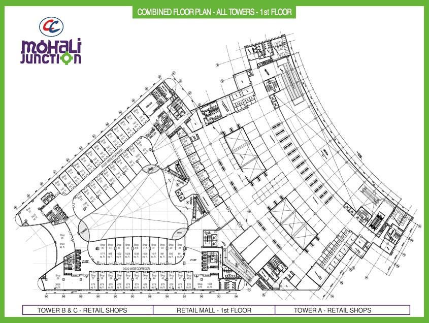 C Amp C Mohali Junction Mohali Punjab India Commercial