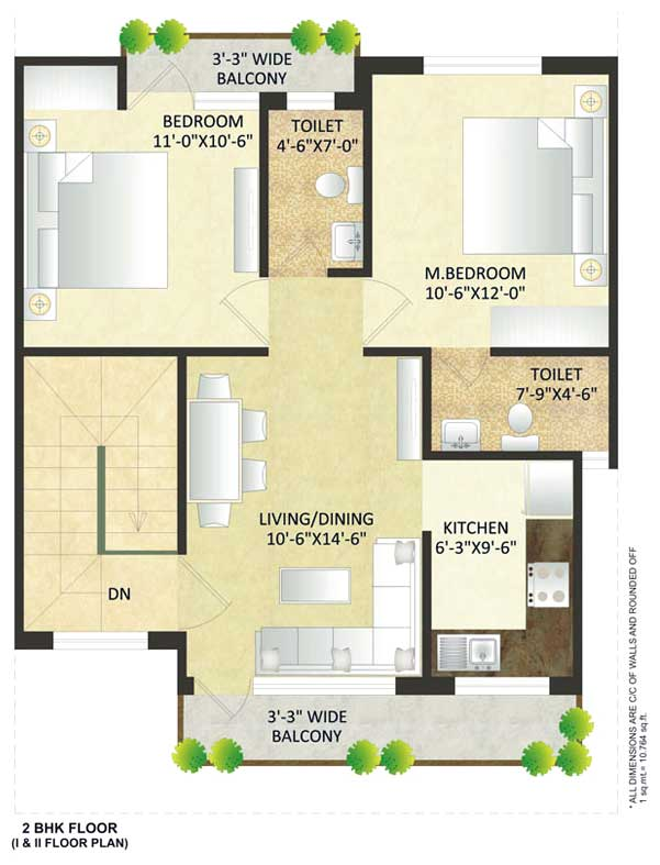 Springview floors ghaziabad uttar pradesh india for Architecture design for home in ghaziabad