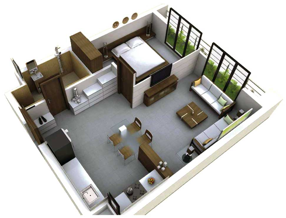 India apartments floor plans for 3 bhk flat interior designs