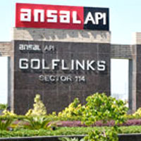 Ansal API Golf Links Plots