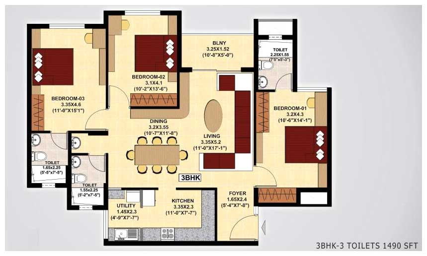 Architectural plans of indian houses