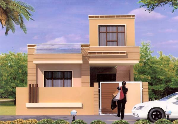 Small homes jalandhar punjab india residential homes in for Map of kothi design