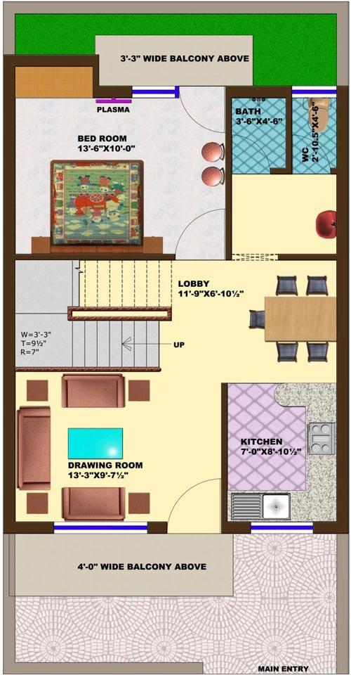 Omaxe city ii bhiwadi rajasthan india residential villas for 100 sq yds floor plan