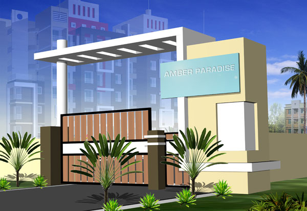 Amber Paradise, Mumbai - Luxorous Economics Dream Homes