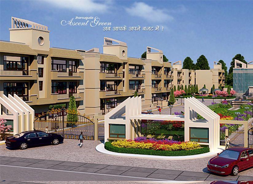 Jharsuguda India  city pictures gallery : ... Green Jharsuguda Odisha India, Residential Apartments in Jharsuguda