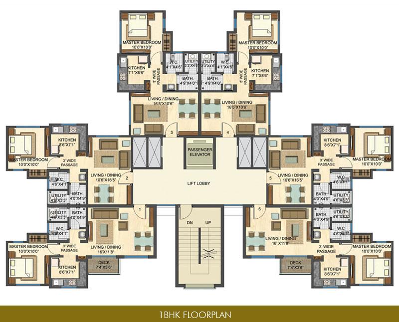 Casa Bella Gold Mumbai Maharashtra India Residential