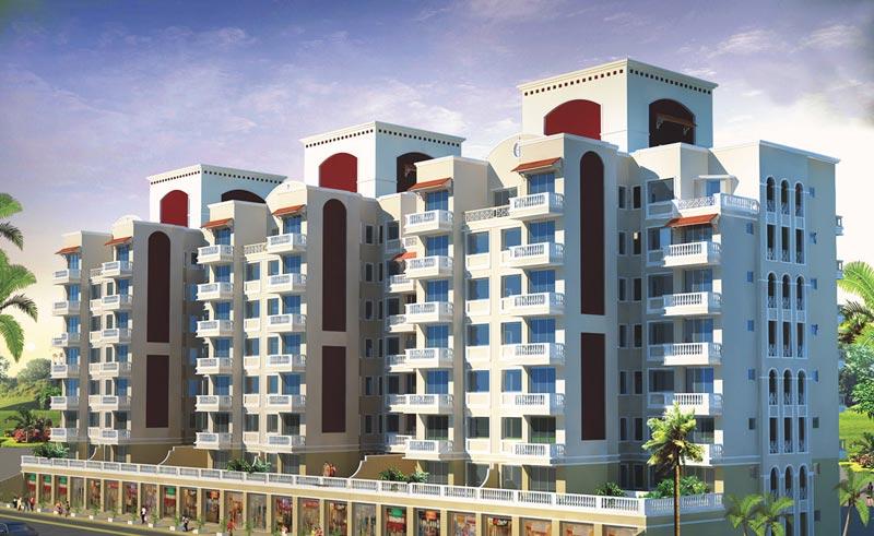 Nagari Nx Thane Maharashtra India 1 2 Bhk Flats In Thane
