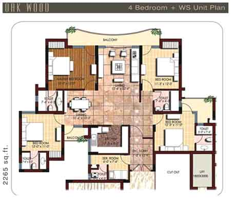 Gulmohur greens ghaziabad uttar pradesh india premium for Architecture design for home in ghaziabad