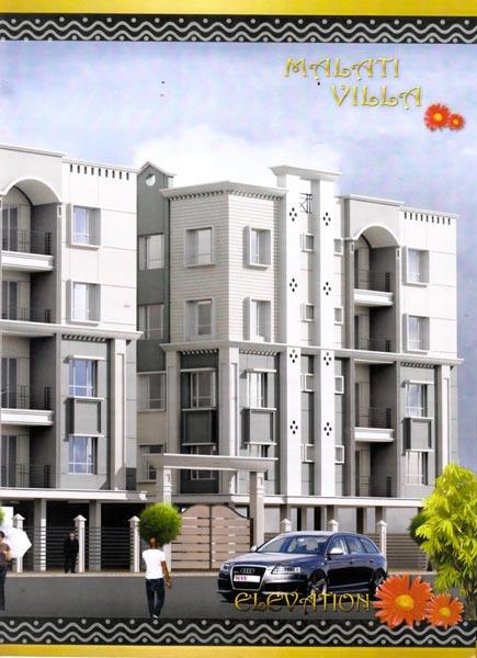 Malati Villa, Kolkata - Residential Apartments