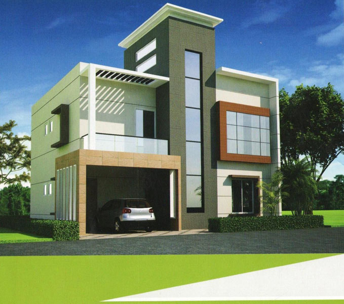 Catalyst residency bhubaneswar odisha india residential for Architecture design for home in odisha