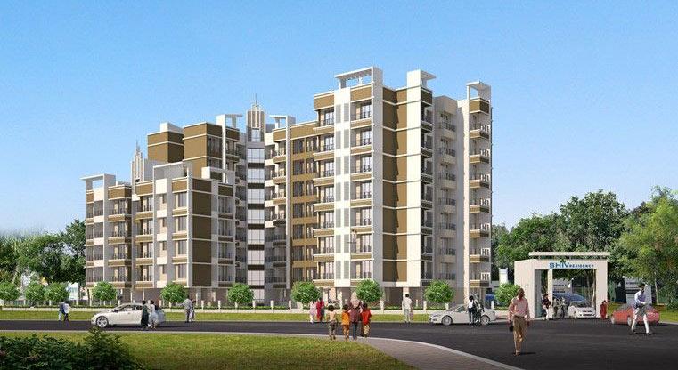 Shiv Residency Thane Maharashtra India 1 2 Bhk