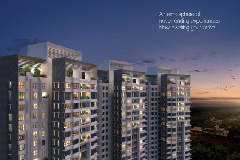 Atmosphere, Mumbai - Residential Apartments