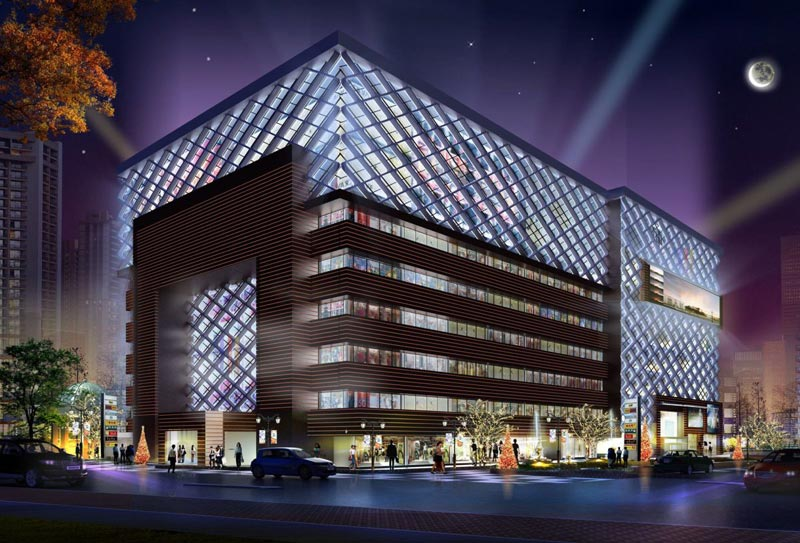 Chandra pacific mall jamshedpur jharkhand india shopping
