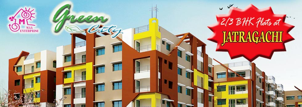 Green City, Kolkata - 2 & 3 BHK Residential Apartment