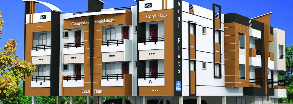 Coral Flats , Chennai - Residential Apartments
