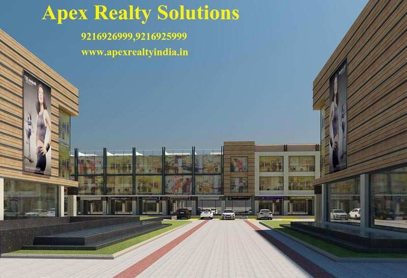 2122 Sq. Yards Commercial Shops for Sale in Mullanpur, Chandigarh - 2122 Sq. Feet
