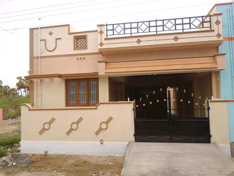Tamil nadu house designs photos joy studio design for Home design in village