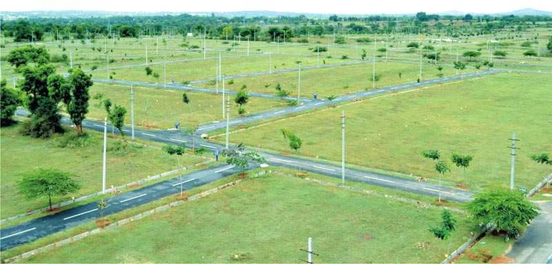 Real Estate Land : Residential land plot for sale at gwalior rei