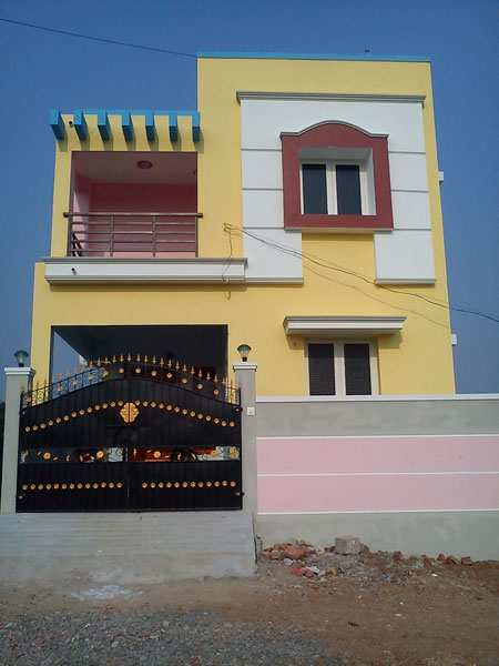 3 bhk individual house home for sale at mangadu chennai for Individual house models in chennai