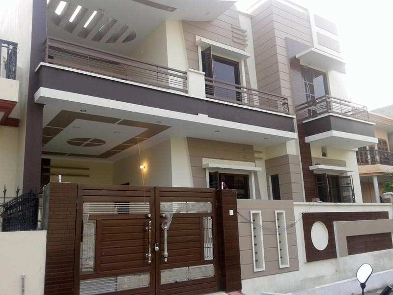 Front Elevation House Chandigarh : Kothi design chandigarh joy studio gallery best