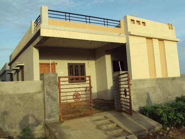 2 Bhk Individual House Home For Sale At Hyderabad Rei260933 200 Sq Yards