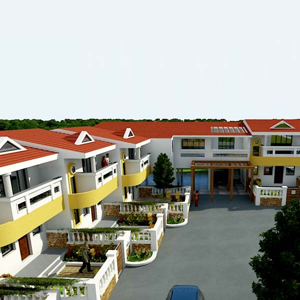 Bungalow Row Houses for Sale in Mahableshwar (REI165935) - 1850 Sq ...