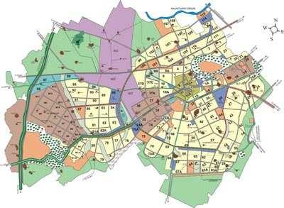 Greater noida master plan 2031