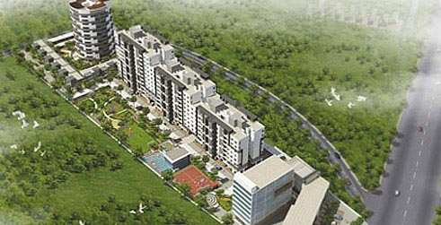 2 BHK Flats & Apartments for Sale in Undri, Pune - 1028 Sq. Feet