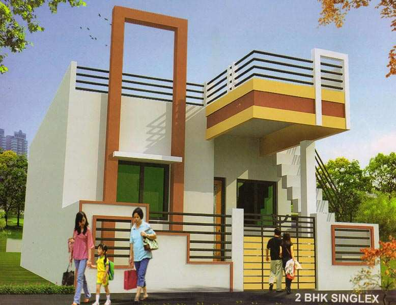 2 Bhk Individual House Home For Sale In Raipur Rei347024