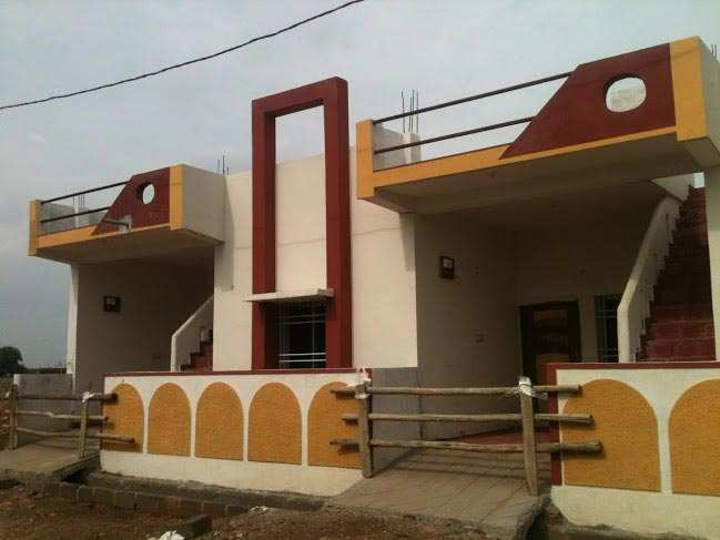 2 bhk individual house home for sale in raipur rei347024 for Singlex house design