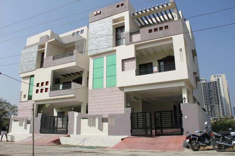Venkatesh New Home in Manikonda - Telugu Movie News