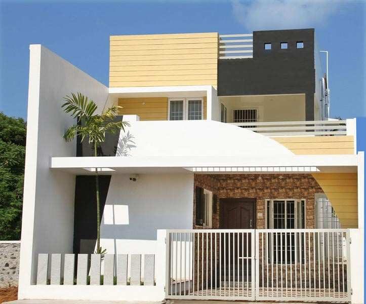 1 BHK Individual House Home For Sale In Red Hills Chennai