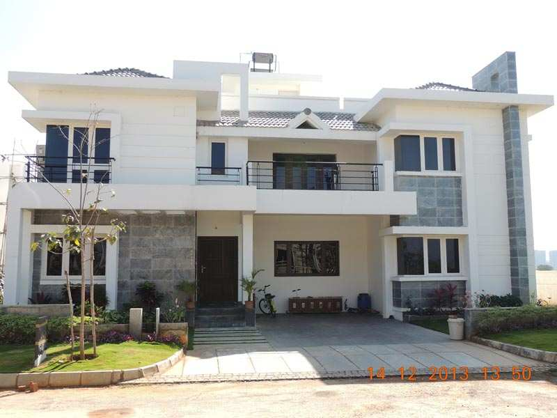 4 bhk bungalows villas for sale in tellapur hyderabad for Four bhk bungalow plan