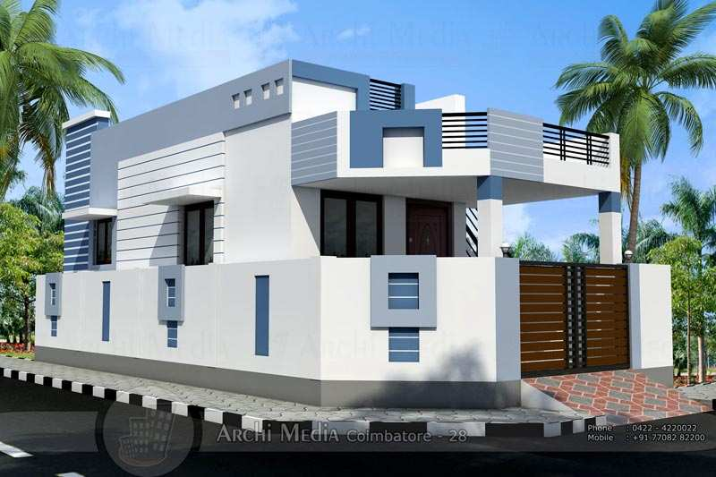 1 bhk individual house home for sale in saravanampatti