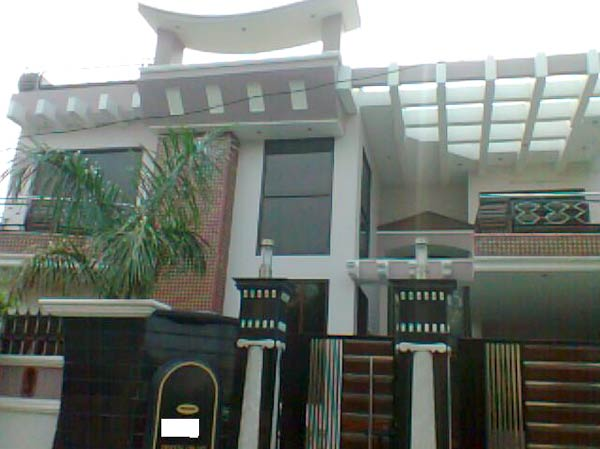 East Face New Build House for Sale Near Model Town