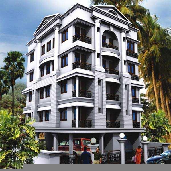 2 BHK Residential Flat for Sale at Garia Milan Park - 845 Sq. Feet