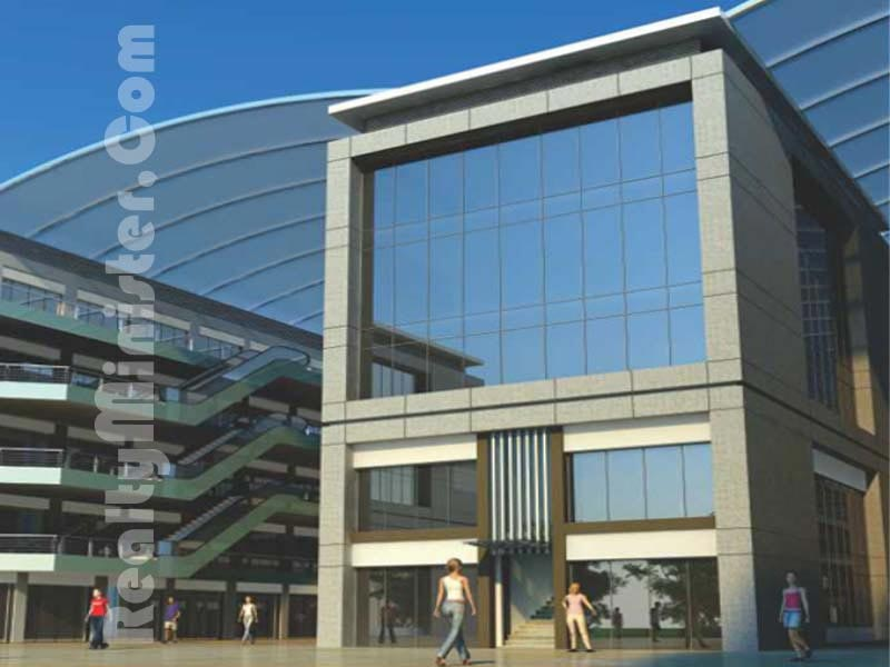 758 Sq Feet Office Space For Rent In Prahlad Nagar