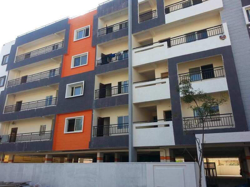 2 BHK Flats Apartments for Sale in Bangalore REI505218