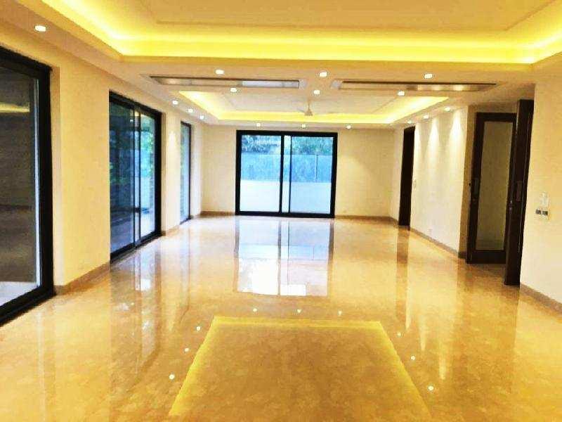 4 BHK Builder Floor for Rent in Panchsheel Park, South Delhi - 7200 Sq. Feet
