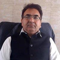 Mr. Ravinder Chaudhary