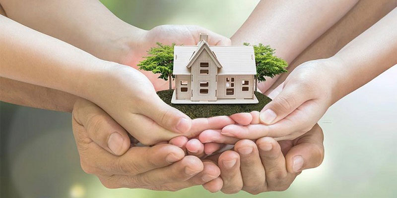 joint property ownership for buying property in India