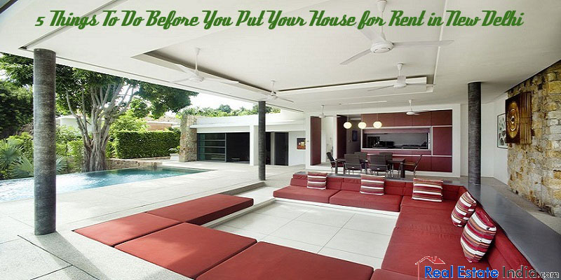 individual house for rent in Delhi